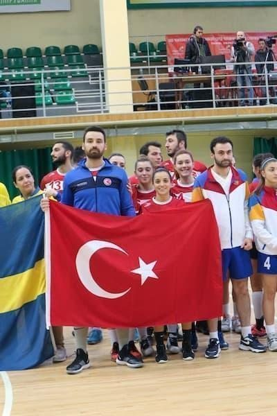 korfbol korfball Türkiye Milli Korfbol Takımı