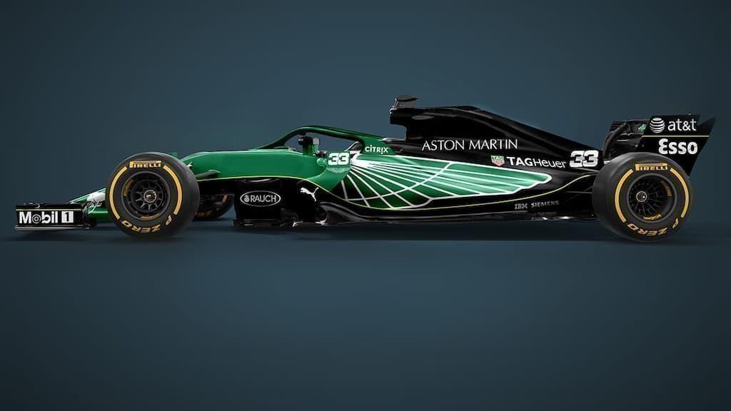 aston martin 2021 formula 1