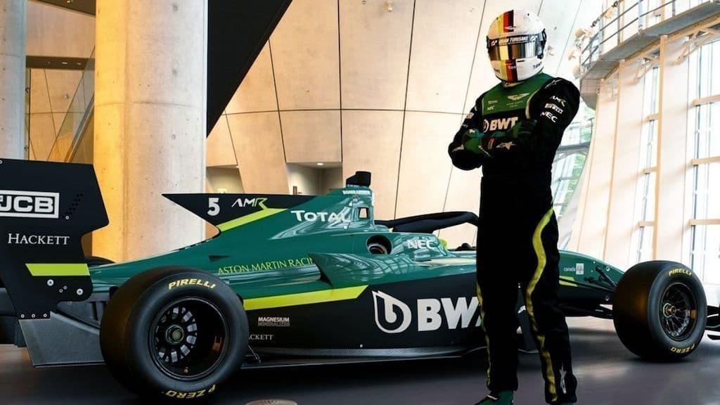 2021 formula 1 sebastian vettel aston martin