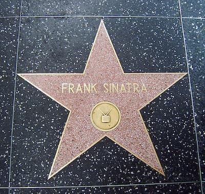 frank sinatra star