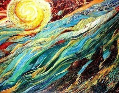 aliye berger güneşin doğuşu