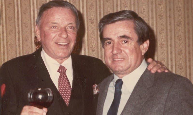 Frank Sinatra & Sam Distefano