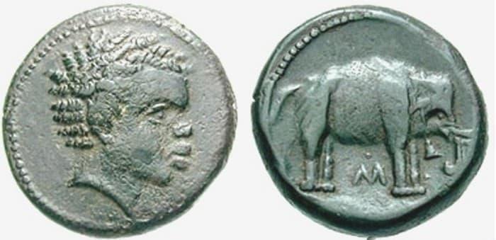hannibal barca coin