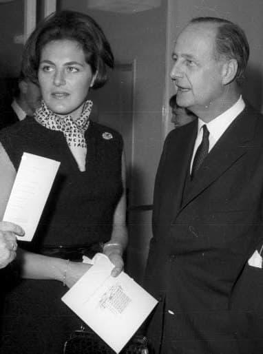 Rudolf August & Marianne Oetker