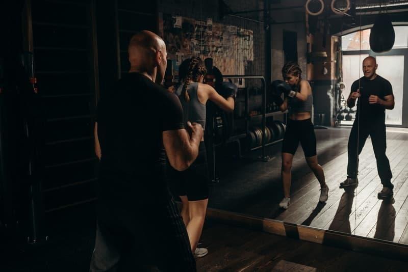koç boks antrenman
