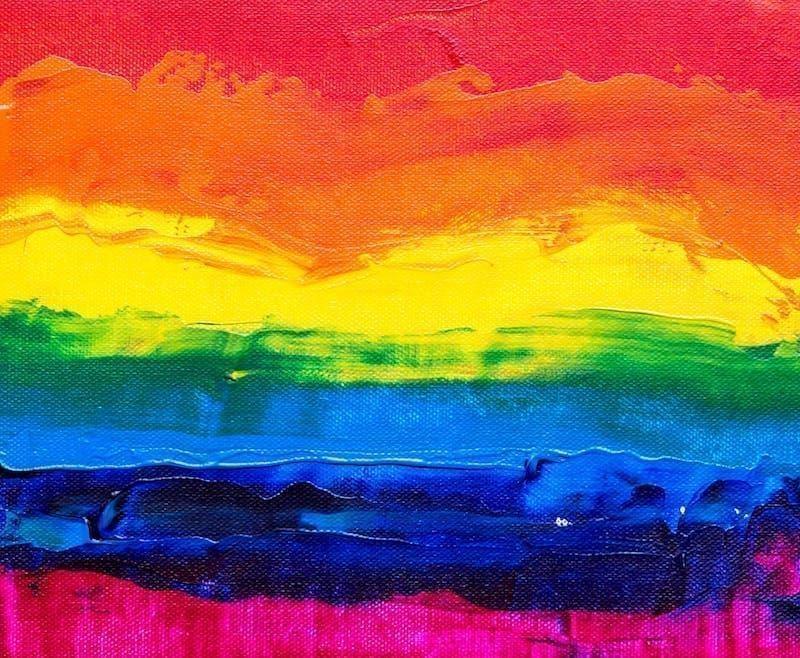 renklerin psikolojisi gökkuşağı
