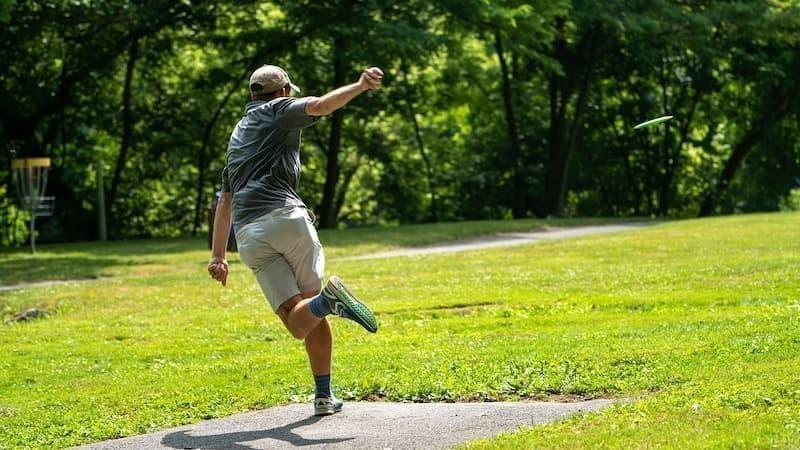 frizbi açık havada yapılabilecek sporlar