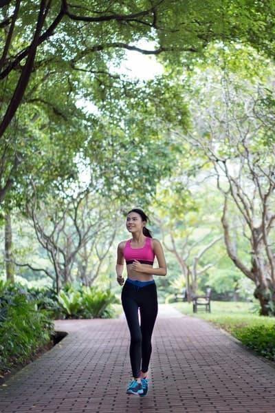 jogging açık havada yapılabilecek sporlar