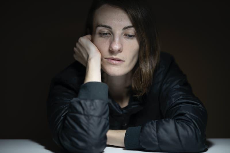 kadın depresyon