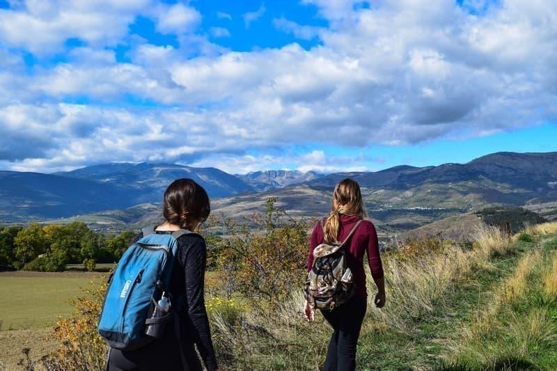 trekking hiking açık havada yapılabilecek sporlar
