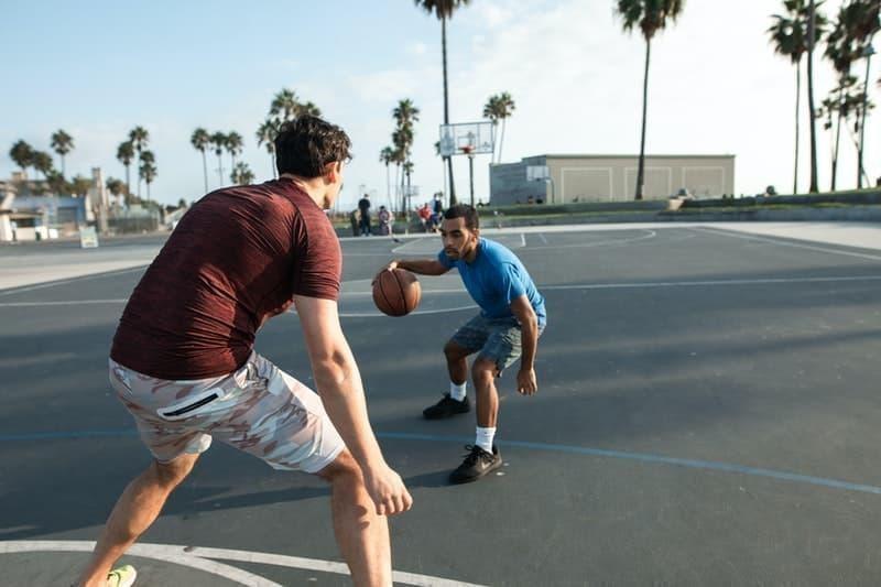 basketbol açık havada yapılabilecek sporlar