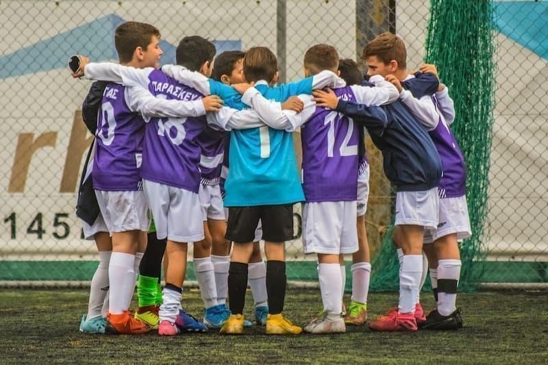 takım ruhu futbol takımı