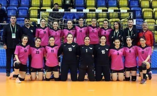 Yenimahalle Bld. SK Türkiye'de kadın hentbolu
