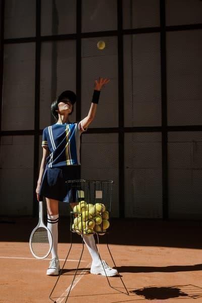 tenis açık havada yapılabilecek sporlar