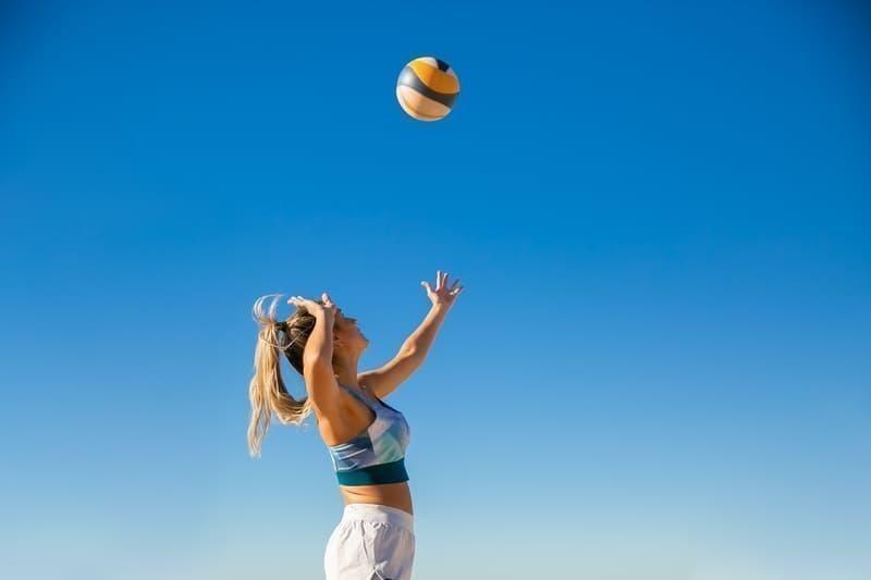 voleybol açık havada yapılabilecek sporlar