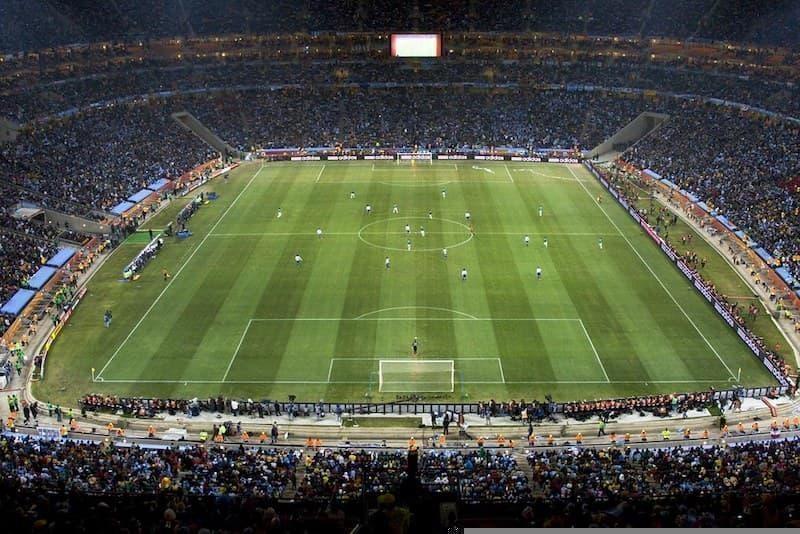 modern futbol saha