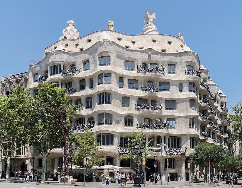 Casa Milà /La Pedrera