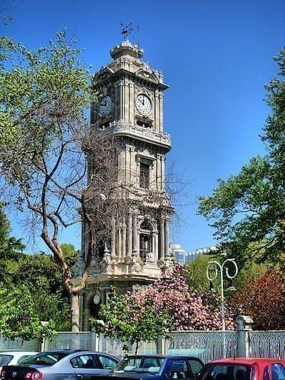 Dolmabahçe Saat Kulesi Balyanlar