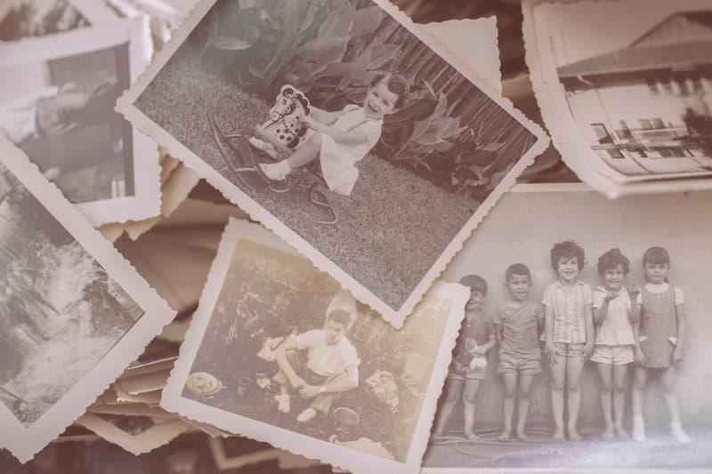 eski fotoğraflar anılar