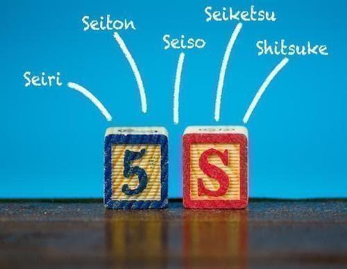 5S yalın düşünce