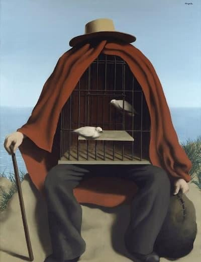 rene magritte the therapist