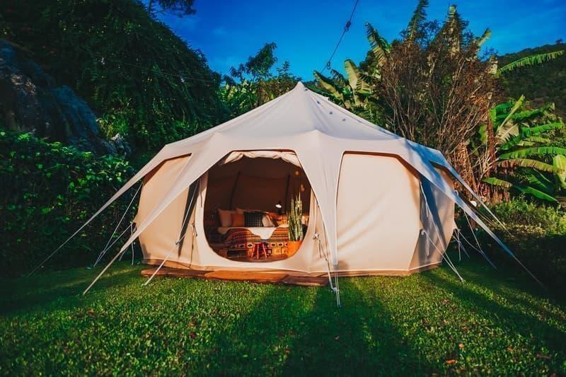 kamp yapmak yaz etkinliği