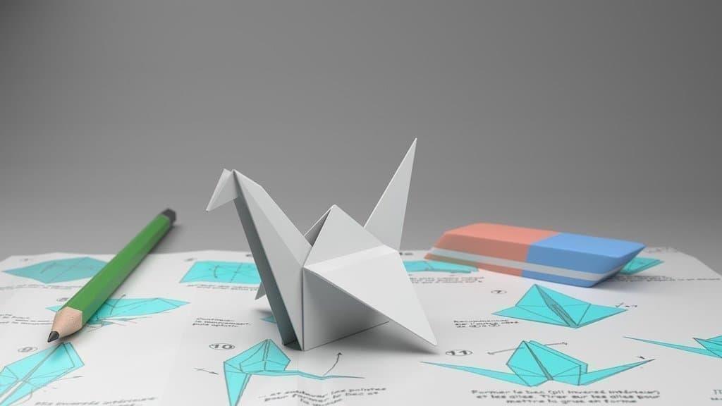 origami kuş