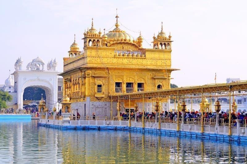 Harmandir Sahib (Altın Tapınak)