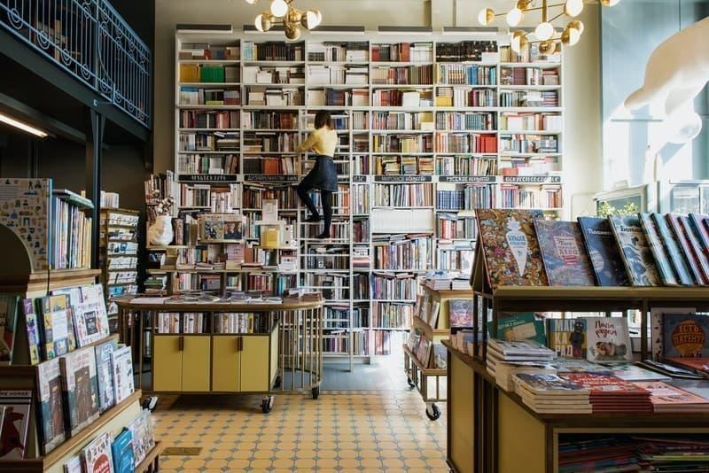 kütüphane kitaplar