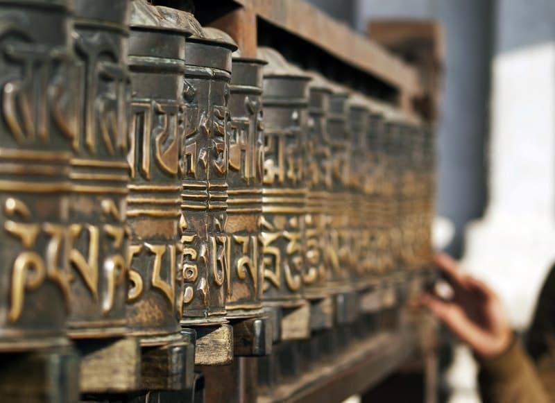 Nepal'e