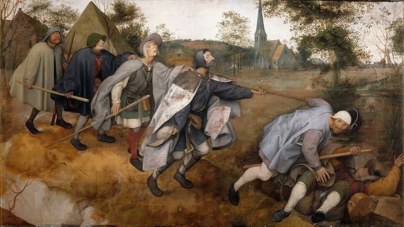 Körün Kıssası Bruegel