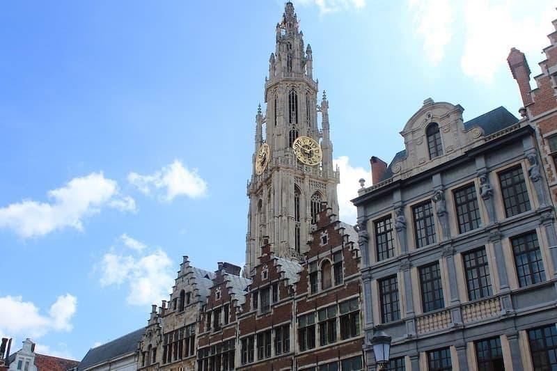 Meryem Ana Kilisesi / Antwerp Katedrali